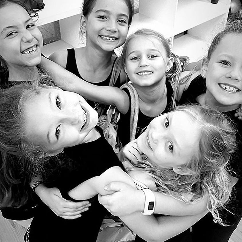 Junior Holiday Dance Program