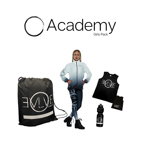 Academy (Girls) Pack