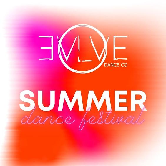 Evolve Summer Dance Festival