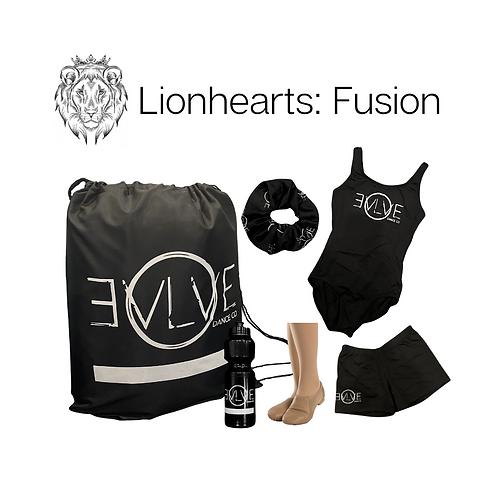 Lionhearts Fusion Pack