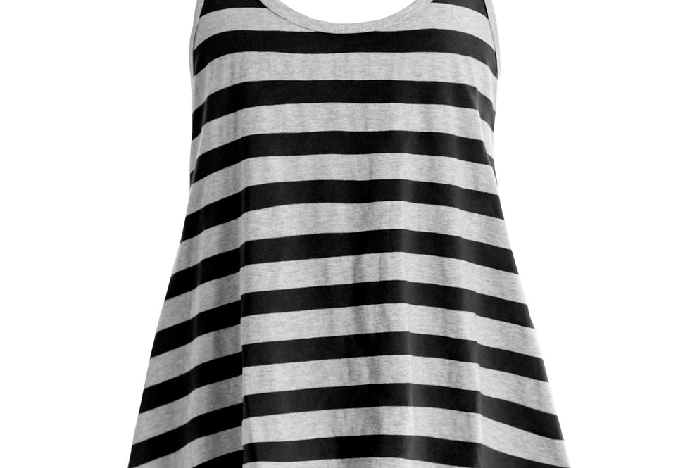 Striped Swing Singlet