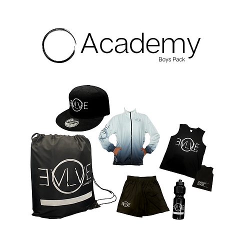 Academy (Boys) Pack