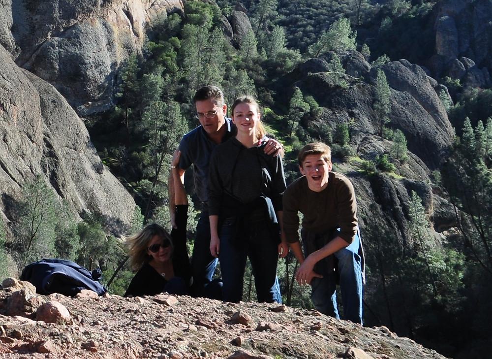 Pinnacles National Park December 2014