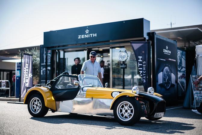 Onze Zenith pop up store sluit de roadshow 2017!