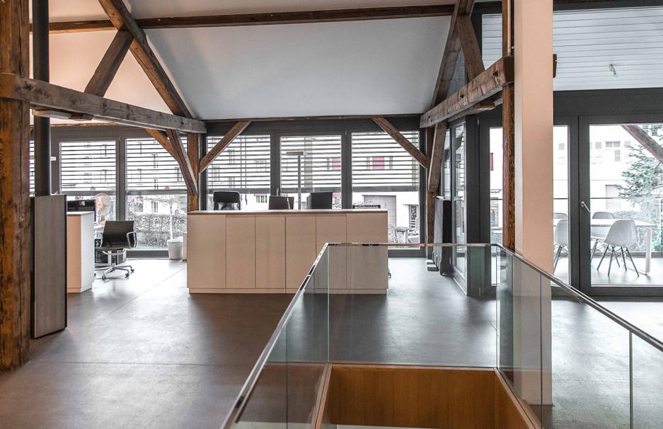 Office Hub, Avenue Nestlé 16