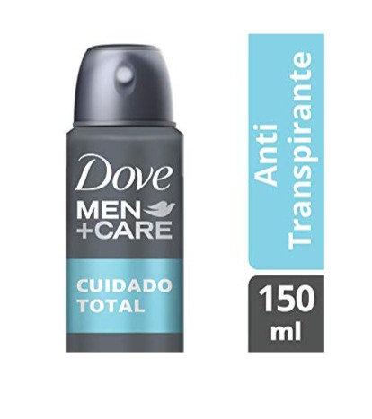 Dove Men Care Aerosol Cuidado Total