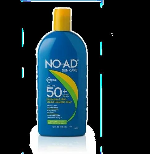 NO AD Protector Solar SPF 50 475m