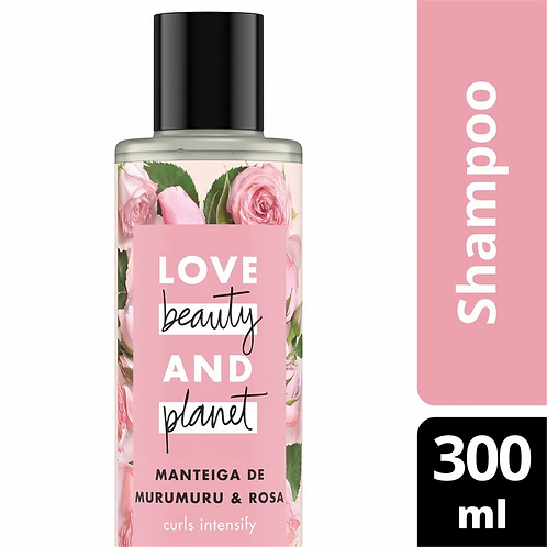 Love B and P Shampoo 300ml Muru y Rosa