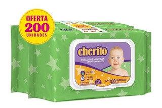 Cherito Plana x 100 x 2