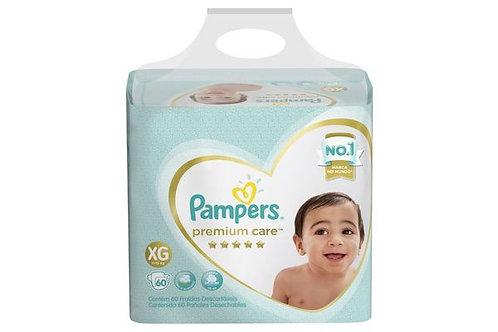 Pampers Premium Care Xg x 60
