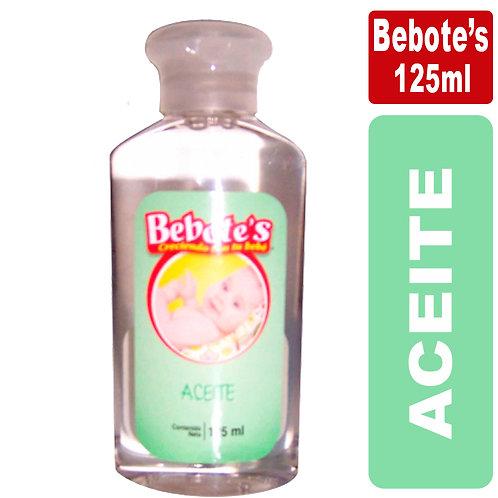 Aceite Bebotes 125ml