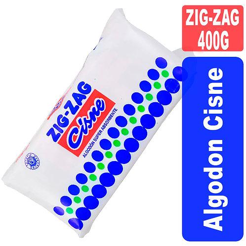 Algodón Zig Zag 400g