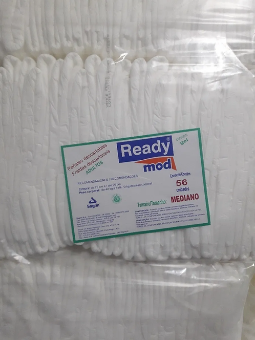 Ready mod Mx56 (pañales para adulto)