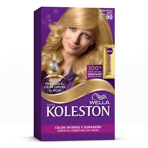 Koleston Mini Kit Rubio Extra Claro Nº90