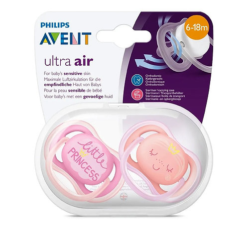 Chupete Ultra Air  6-18 Philips Avent