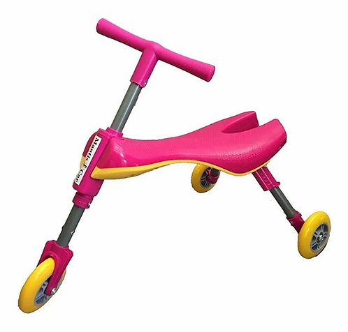 Triciclo Plegable Para Niños