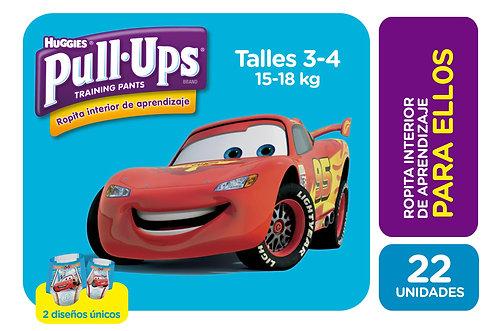 Pull Up Huggies Ellos 22 unidades
