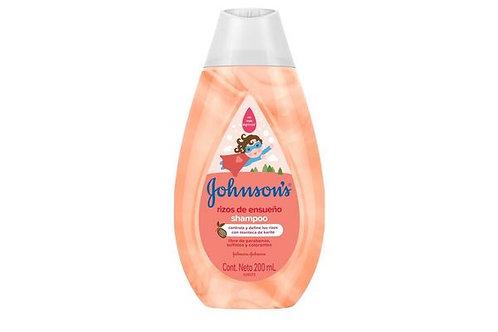 Shampoo JOHNSON'S Baby Rizos de Ensueño 200ml