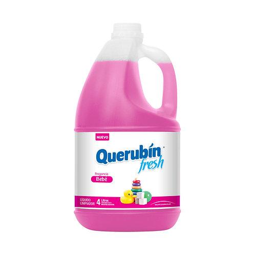 Querubin Limpiador Líquido Bebe 4LT