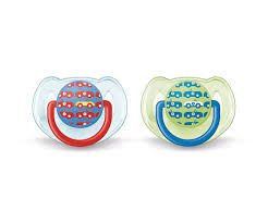 Chupetes Classic 6 - 18m 2 unidades Philips Avent