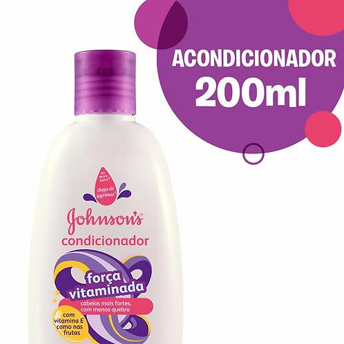 Acondicionador Johnsons Fuerza y Vitamina 200ml