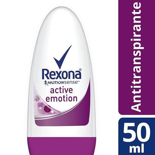 Rexona Dama Roll on Active emotion