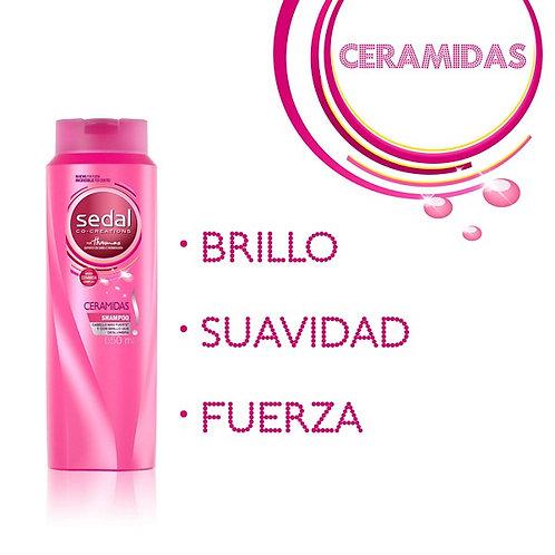 Sedal Céramidas Shampoo 650ml2