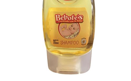 Shampoo Bebotes 200ml Clasico