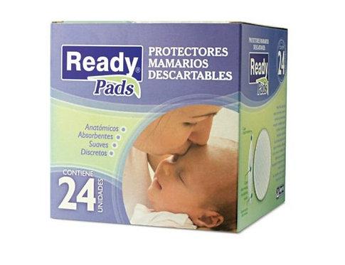Protectores Mamarios Ready Pads x 24