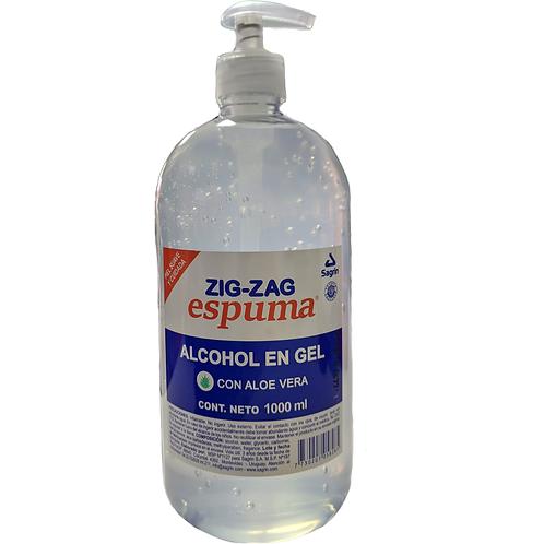 ZIG - ZAG Alcohol en Gel 1000ml