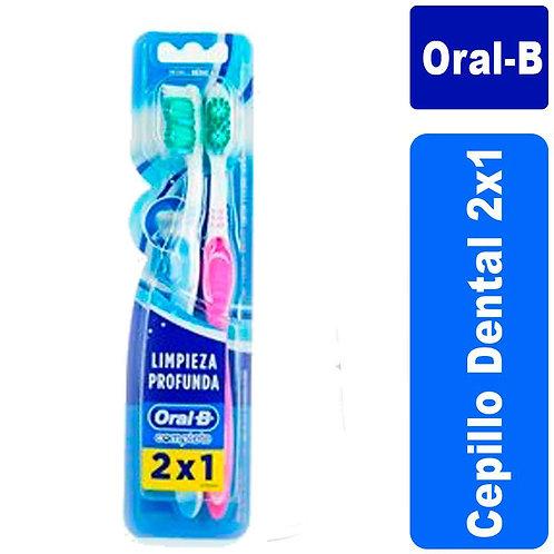Cepillo Dental ORAL B 2X1