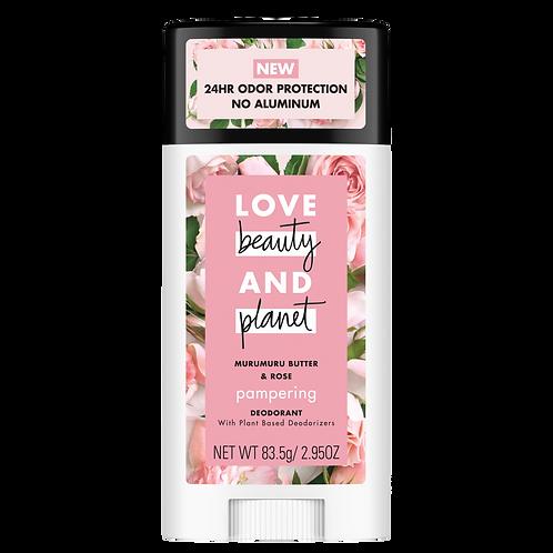 Love B and P Desodorante en Barra muru..