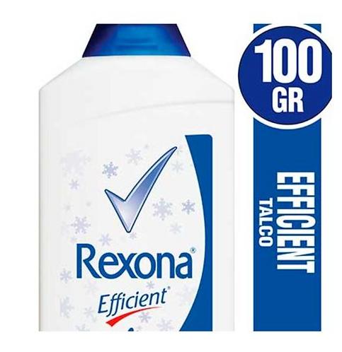 Rexona Efficient Talco 100g