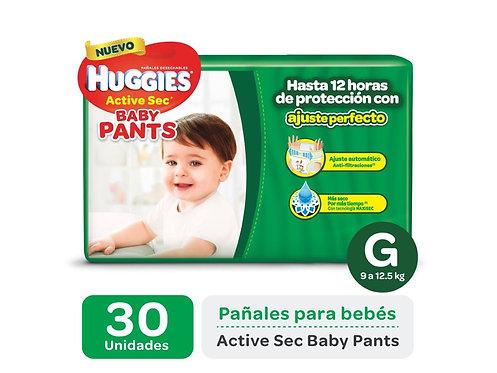 Huggies Pant G. 30 unidades