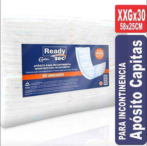 Ready sec Capitas Apósito XXGx30