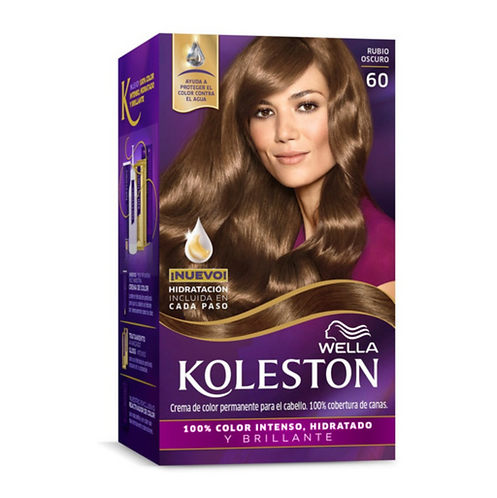 Koleston Mini Kit Rubio Oscuro Nº60