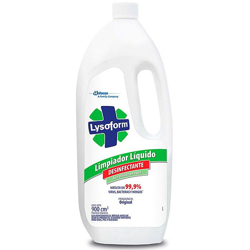 Limpiador desinfectante LYSOFORM 900 ml