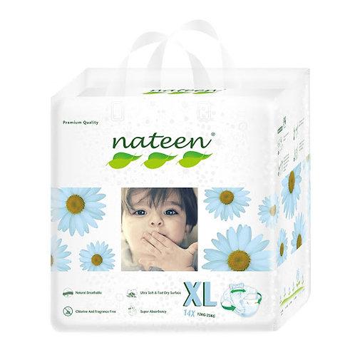 Nateen (biodegradable)  Xl. 14 unidades