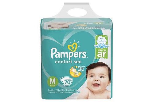 Pampers Comfort Sec M x 70