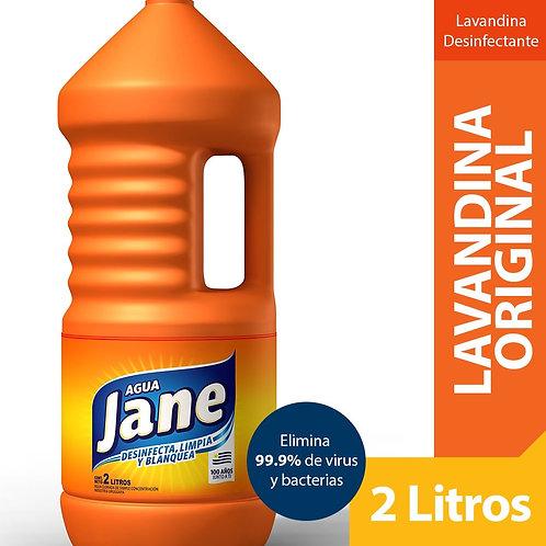 Agua Jane 2 Litros
