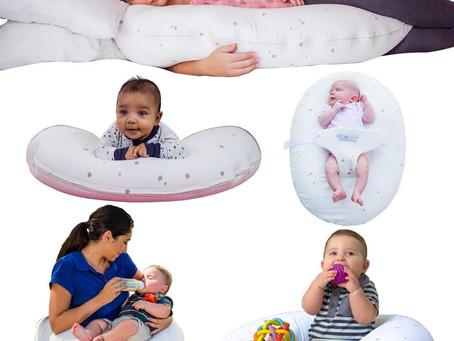 A la hora de elegir almohada para amamantar