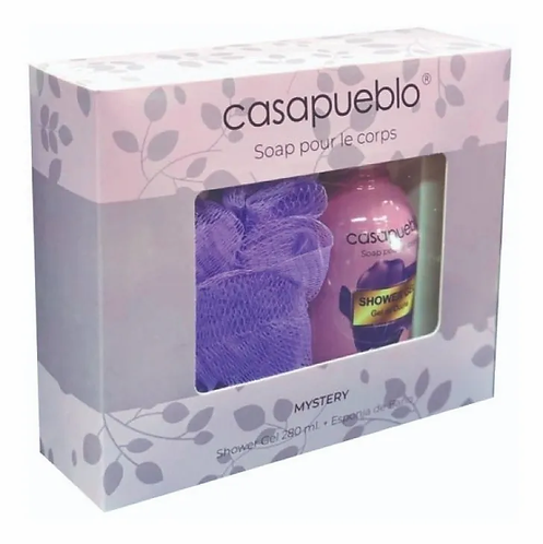 Casapueblo Pack Showe Gel+ Esponja