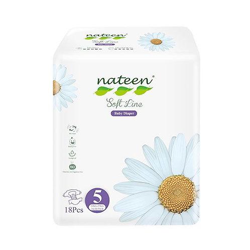 Nateen Soft Talle 5. 18 unidades