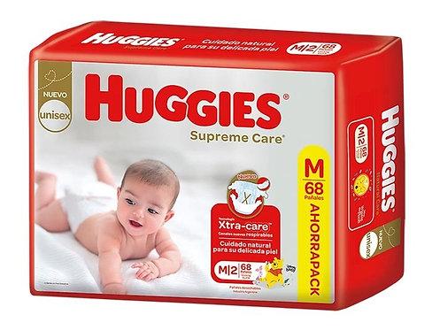 Nuevos Huggies Supreme Care Unisex