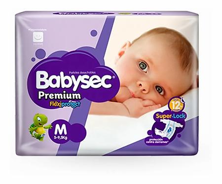 Babysec Premium  flexiprotect.  M 36 unidades