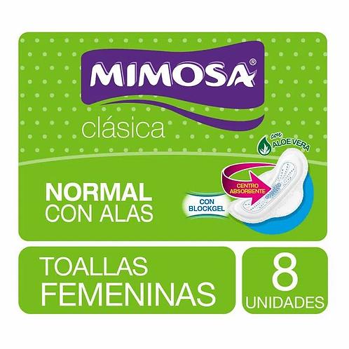 Mimosa Normal con Alas x 8