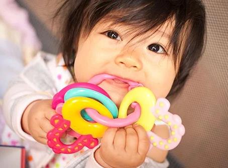 Beneficios de los Mordedores/Mordillos para los bebes