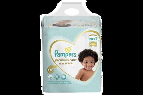 Pampers premium Care Xxg x 56