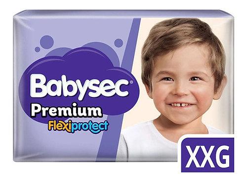 Babysec Premium XXG 96 Pañales