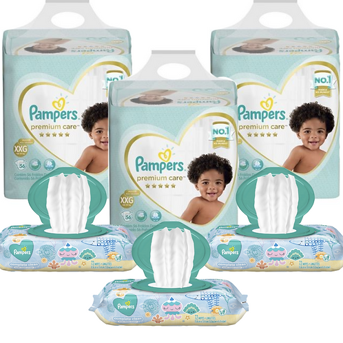 Paquetazo!!! Pampers